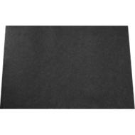 Couvertures thermiques 1,5 mm  look cuir rouge, 100  pièces
