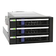 Cremax ICY Dock FatCage MB153SP-B - Gehäuse für Speicherlaufwerke