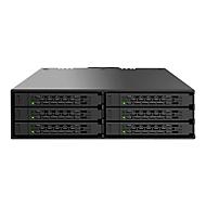 Cremax ICY Dock MB996SP-6SB - Gehäuse für Speicherlaufwerke