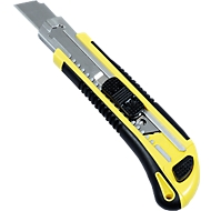 Cuttermesser mit 18 mm einziehb.Klinge