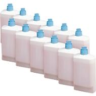 CWS Vloeibare zeep voor Zeepdispenser (creme), 500 ml, 12 flessen
