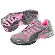 Damen-Sicherheitsschuh Puma Safety Celerity Knit Pink Wns Low, S1P, Stahlkappe, Größe 42