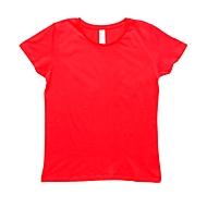 Damen T-Shirt, Rot, XL
