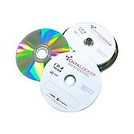 DataLocker SecureDisk - CD-R x 10 - 700 MB - Speichermedium