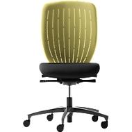 Dauphin Bürostuhl Kick-off Style 5827, schwarz/grün