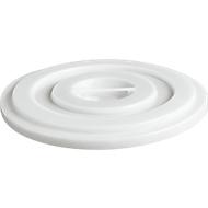 Deckel aus HDPE, 35 Liter, natur