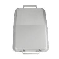 Deckel für Abfallbehälter 60 Liter, grau