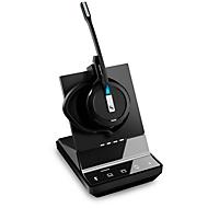 DECT-headset Sennheiser SDW 5016, draadloos, monogeluid, UC-geoptimaliseerd, Super-wideband-audio