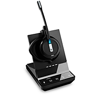 DECT-Headset Sennheiser SDW 5016, kabellos, monaural, UC-optimiert, Super-Wideband-Audio