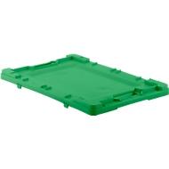 deksel voor Fix box 644, groen