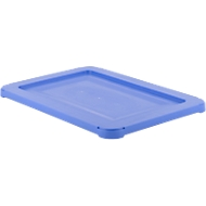 deksel voor Fix box 753, blauw