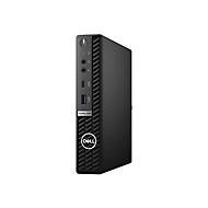 Dell OptiPlex 5080 - Micro - Core i5 10500T / 2.3 GHz - RAM 16 GB - SSD 256 GB - UHD Graphics 630