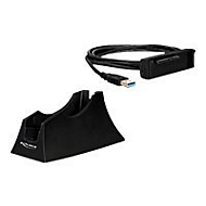 DeLOCK Dockingstation SATA HDD > USB 3.0 - Speicher-Controller - SATA 6Gb/s - USB 3.0