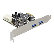 DeLock PCI Express card > 2x USB 3.0 - USB-Adapter