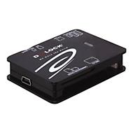 DeLOCK USB 2.0 CardReader All in 1 - Kartenleser - USB 2.0