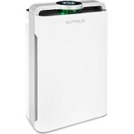 Design-Luftreiniger und -befeuchter Gutfels LR 67013 we, 4-fach Filter, UV-Licht, für Räume bis 60-70 m²