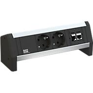 Desk 1, 3-voudig