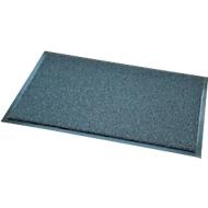 Deurmat Salvus, 100% gerecycleerd met borsteleffect, B 900 x L 1500 mm, grijs