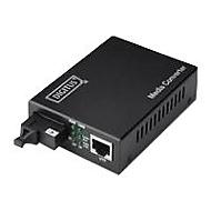 DIGITUS Professional DN-82122 - Medienkonverter - 10Mb LAN, 100Mb LAN, GigE