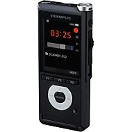 Diktiergerät Olympus DS-2600, Stero, Farbdisplay mit 2,4'', Low-Noise-Mikro, DSS, schwarz