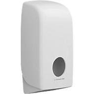 Dispenser voor losse vellen AQUARIUS, wit
