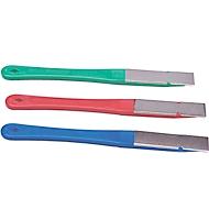 DMT Diamant slijper Dia-Sharp Mini-Hone-Kit, 3-delig, grof 45 µ/fijn 25 µ/extra fijn 9 µ, kan droog & met water gebruikt worden, L 82 mm elk