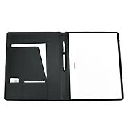 Dokumentenmappe Balocco, DIN A4, schwarz