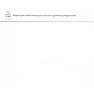 Dokumententasche UNIPACK, C6, ohne Aufdruck