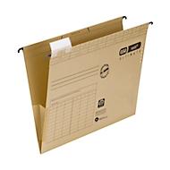 Dossiers suspendus avec renforts latéraux toilés ELBA vertic® ULTIMATE, 25 pièces