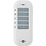 Draadloze afstandsbediening Brennenstuhl Brematic, smart home, 100 m, app-aansturing, voor max. 5 apparaten