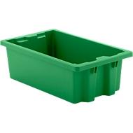 Draaistapelbak FB 530, 17 l, groen