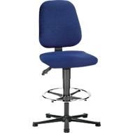 Drehstuhl 9651 ESD, blau