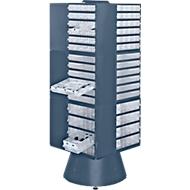 Drehturm für Stahl-Magazine, ø 880 x 1600 mm