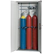 Druckgasflaschenschrank LG.215.100 asecos, für Außen