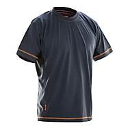Dry tech Merino T-shirt grau/schwarz 3XL