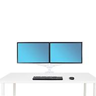 Dubbele monitorarm ERGOTRON LX, voor twee schermen naast elkaar, tot 27