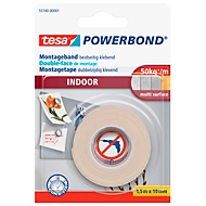 Dubbelzijdige tape tesa Powerbond® indoor