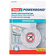 Dubbelzijdige tape tesa Powerbond® universeel