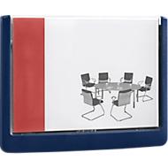 DURABLE deurbord CLICK SIGN, 149 x 105,5 mm, 5 stuks, blauw