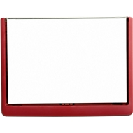 DURABLE informatiedisplay CLICK SIGN, 149 x 210 mm, rood, 5 stuks