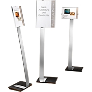 DURABLE infostandaard Topicon, Info Sign stand A4, 1180 x 1110 mm
