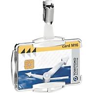 Durable Kartenhalter RFID Secure Mono, für 1 Karte, mit Clip-Befestigung, 10 Stück