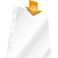 DURABLE Prospekthülle Business, DIN A4, oben offen, 100 Stück, glatt, klar