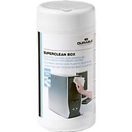 DURABLE Reinigungstücher Superclean, feucht, 100 Stück