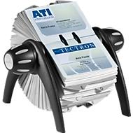 DURABLE Rollkartei Visifix-Flip, für 400 Karten, schwarz