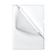DURABLE Sichthülle Premium, DIN A4, genarbt, 10 Stück, transparent