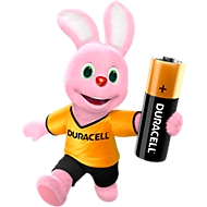 DURACELL® batterijen Plus, Mignon AA, 1,5 V, 4 stuks