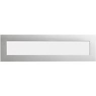 DURAFRAME® Magnetic TOP, Magnetrahmen für Überschriften, A4, silber, 5 Stück
