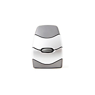 DXT Precision Mouse Wireless, draadloos, 3 knoppen, voor rechts- en linkshandigen