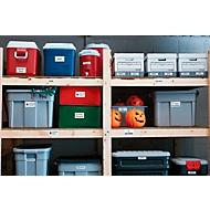 DYMO LabelWriter Hochleistungs-Etiketten, permanent, 25 x 54 mm, 1 x 100 Stück